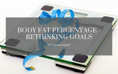 Body Fat Percentage – Rethinking Goals